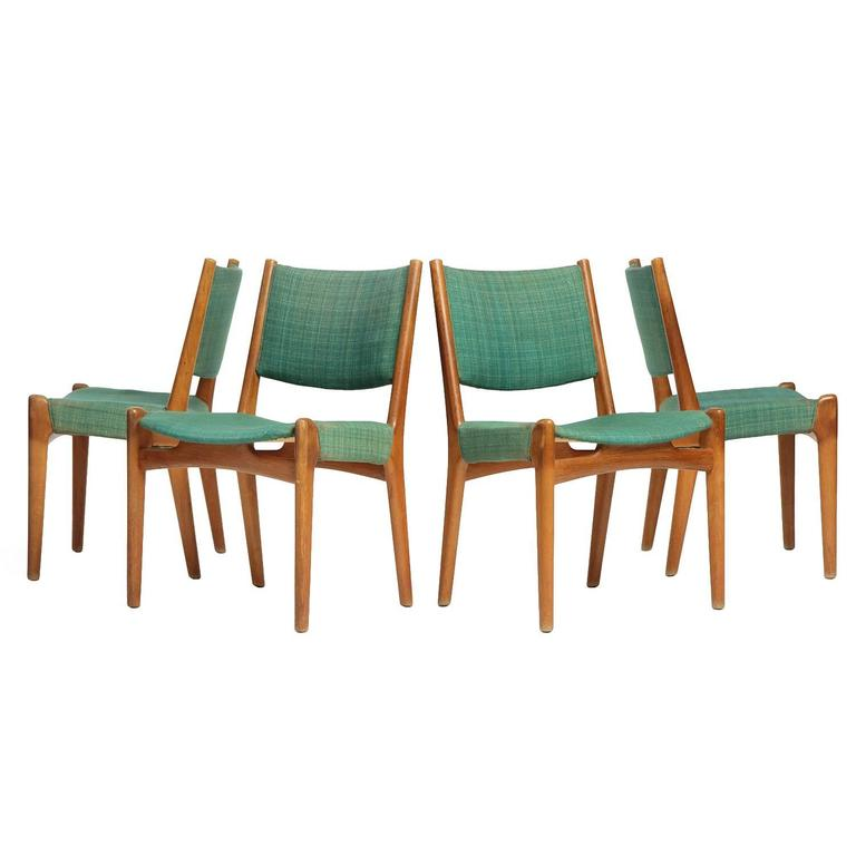 Side Chairs by Hans J. Wegner