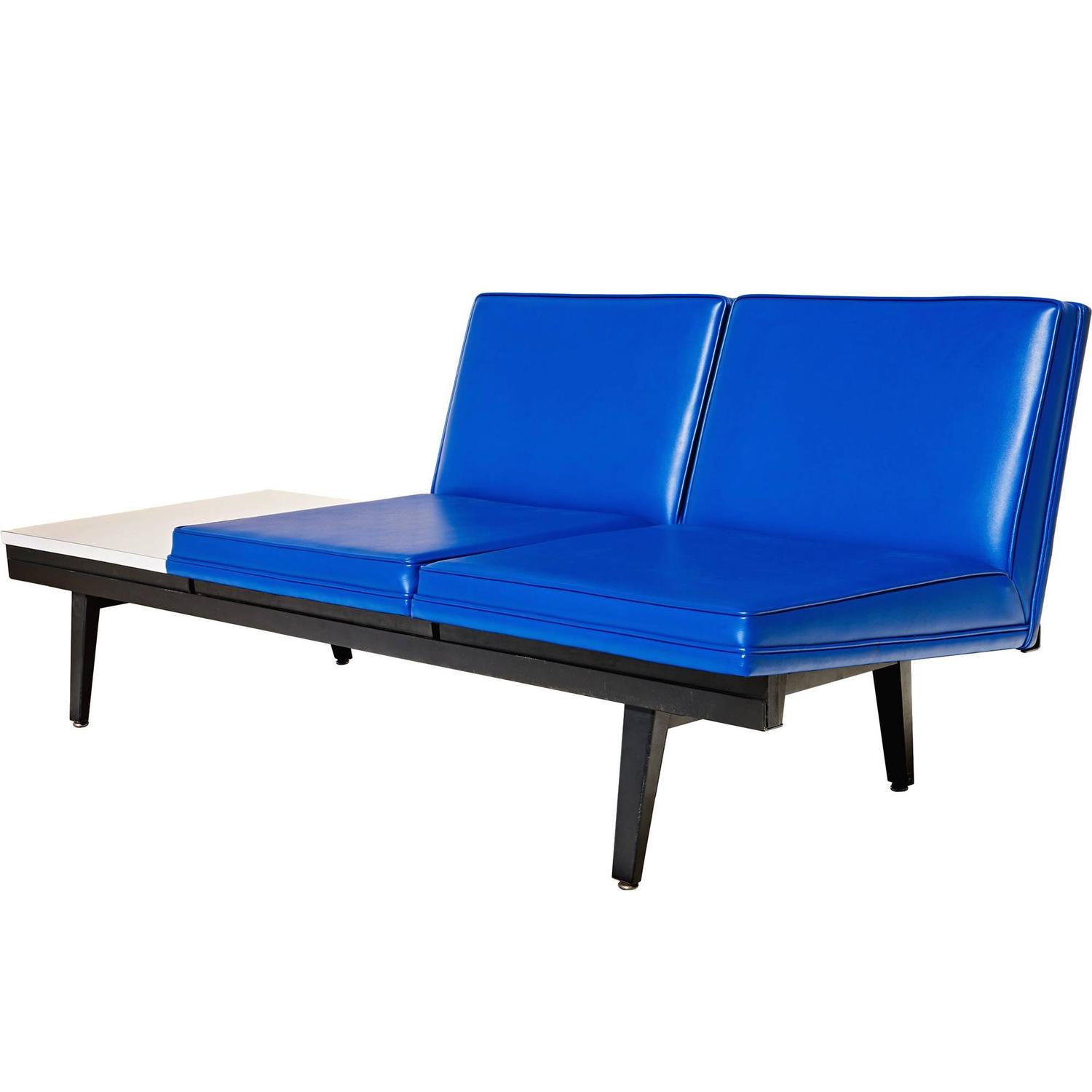 "Steel Frame"" Sofa by George Nelson For Sale at 1stdibs"