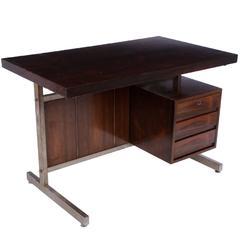 Edward Wormley Style Rosewood Writing Desk