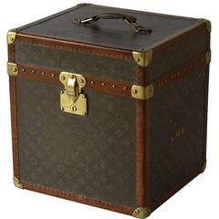 1930s Louis Vuitton Hat Trunk