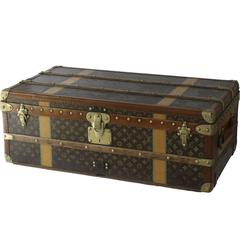 1920s Louis Vuitton Cabin Trunk