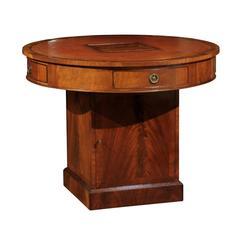 Georgian Mahogany Rent Table