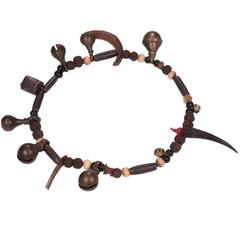 Primitive Tribal Necklace from Nepal