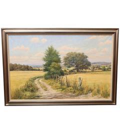 Mervyn Goode Original Oil Landscape Painting