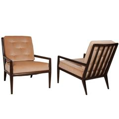 T. H. Robsjohn-Gibbings, Pair of Lounge Chairs