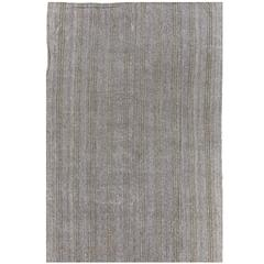Cotton and Goat Hair Kilim Rug