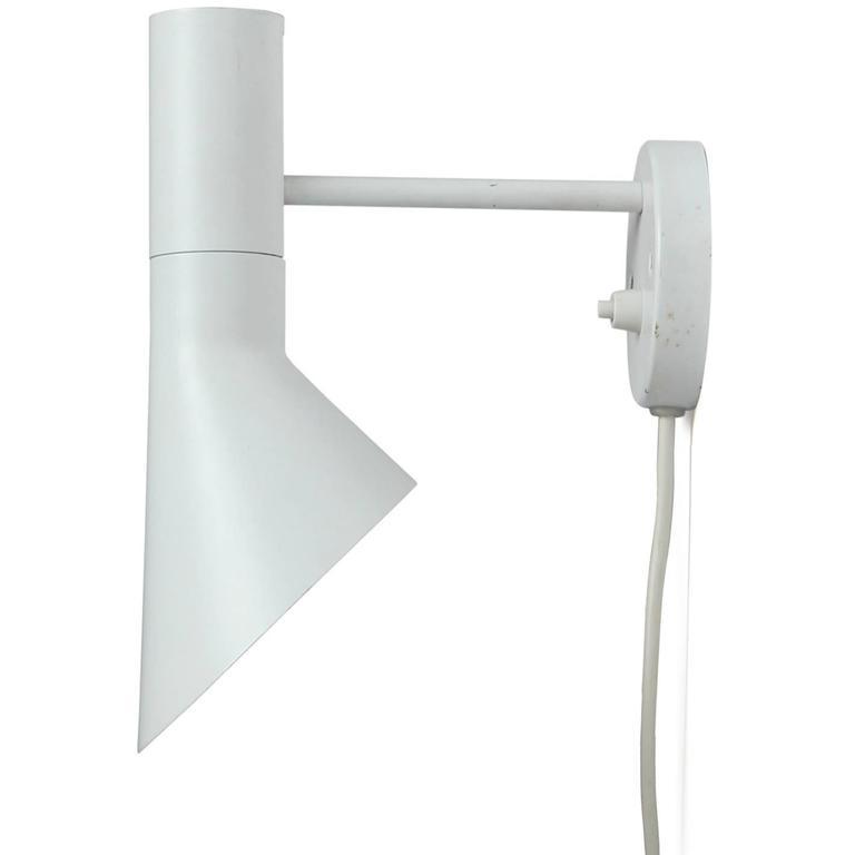 Visor Wall Sconce by Arne Jacobsen