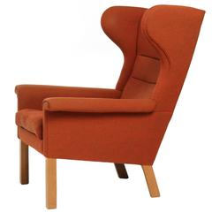 Wing Chair by Hans J. Wegner