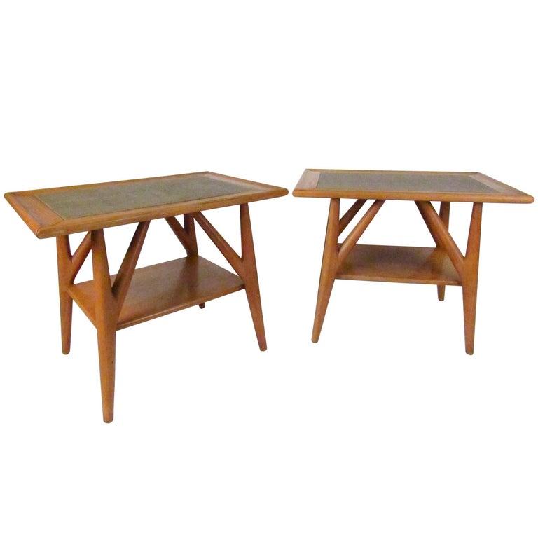 Jack Van der Molen Designed Side Tables