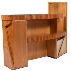 Italian Architect Design Bedroom Cabinet