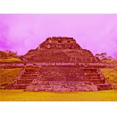 B Lucien Pyramid Photo