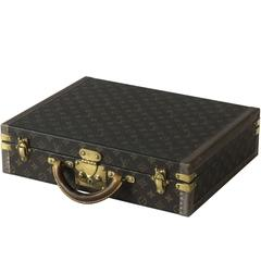 1960s Vintage Louis Vuitton President Briefcase