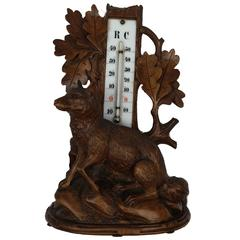 Black Forest Thermometer