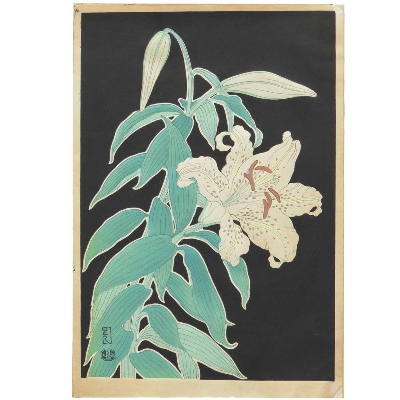 Vintage Japanese Print 12
