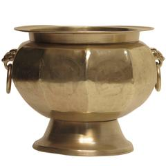 Chinese Bronze Brazier Pot, 19th Century