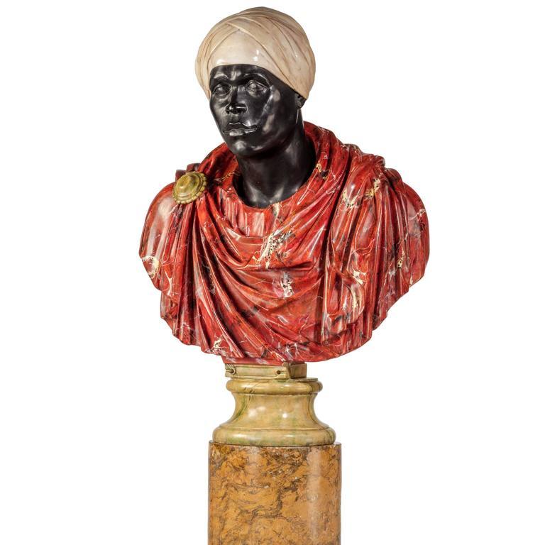 Bust of a High Ranking Roman
