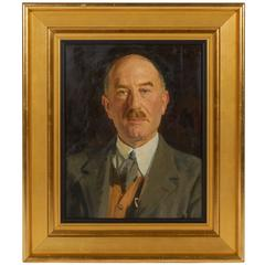 James Huntley Dutton, 6th Lord Sherborne, Painting
