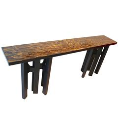 Rare Console Table by Ado Chale