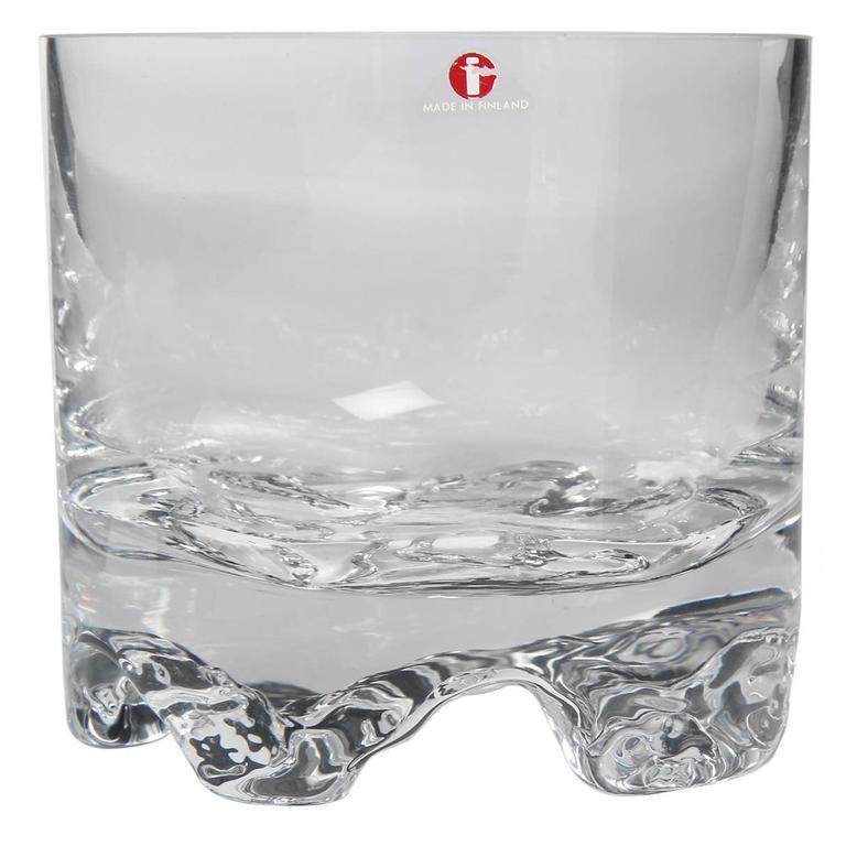 Glass Bowl Tapio Wirkkala For Sale