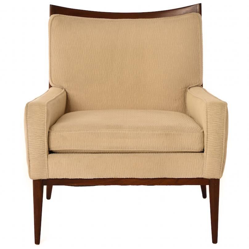 American Mid-Century Modern Armchair, Paul McCobb