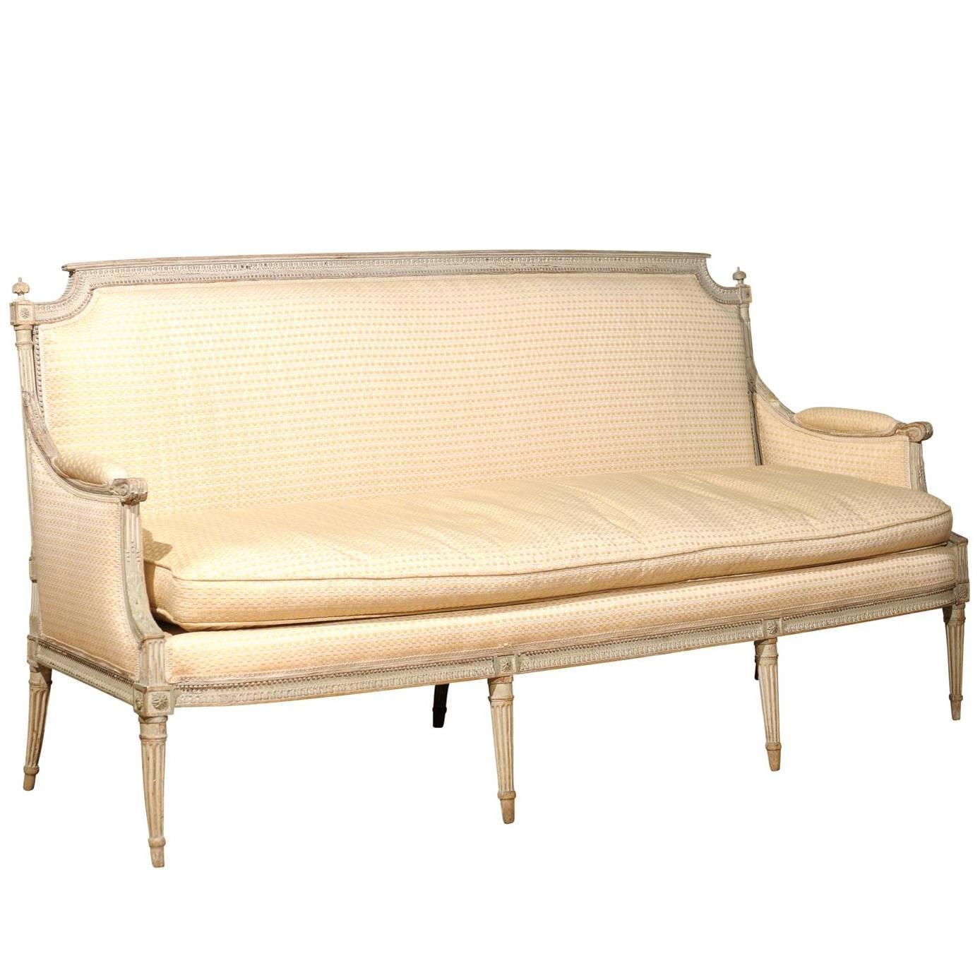 Early 19th century louis xiv sofa for sale at 1stdibs - Louis xiv sofa ...