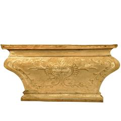 Exquisite 18th Century Altar Console from Portugal