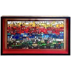 """Rainbow Jam"" Artwork by Laurence Poole"
