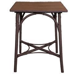 Lloyd Loom Table