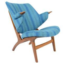 Carl Edward Matthes Model 33A Lounge Chair