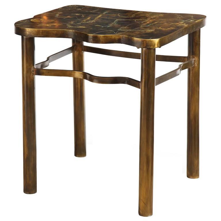 Philip & Kelvin LaVerne Side Table