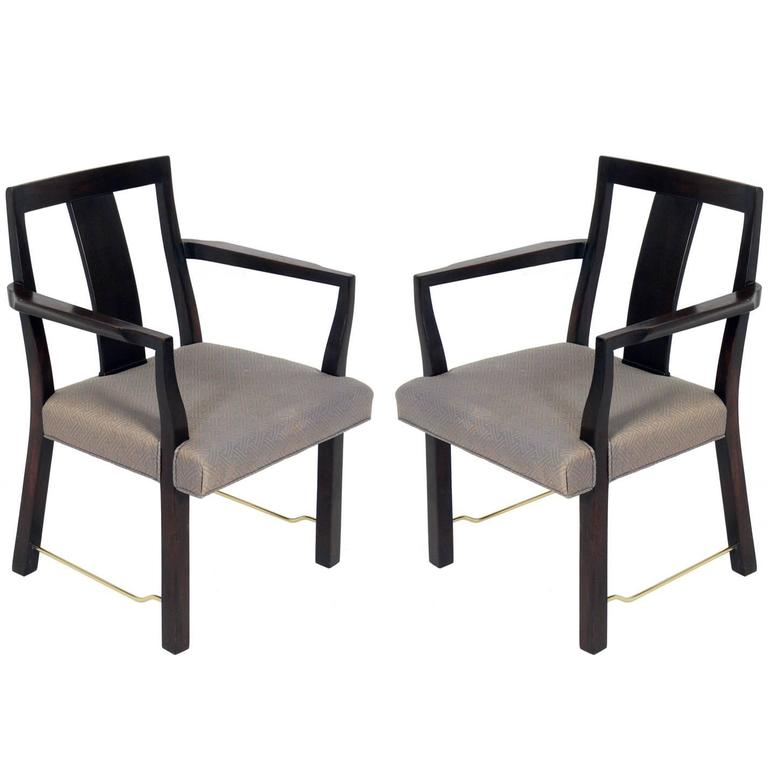 Pair of Dunbar Armchairs
