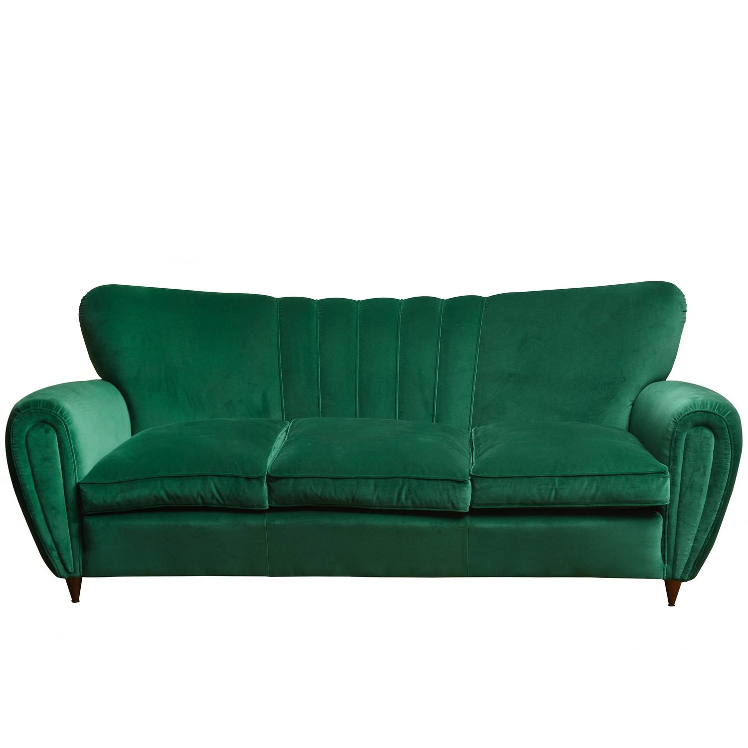 Art Deco Sofa At 1stdibs