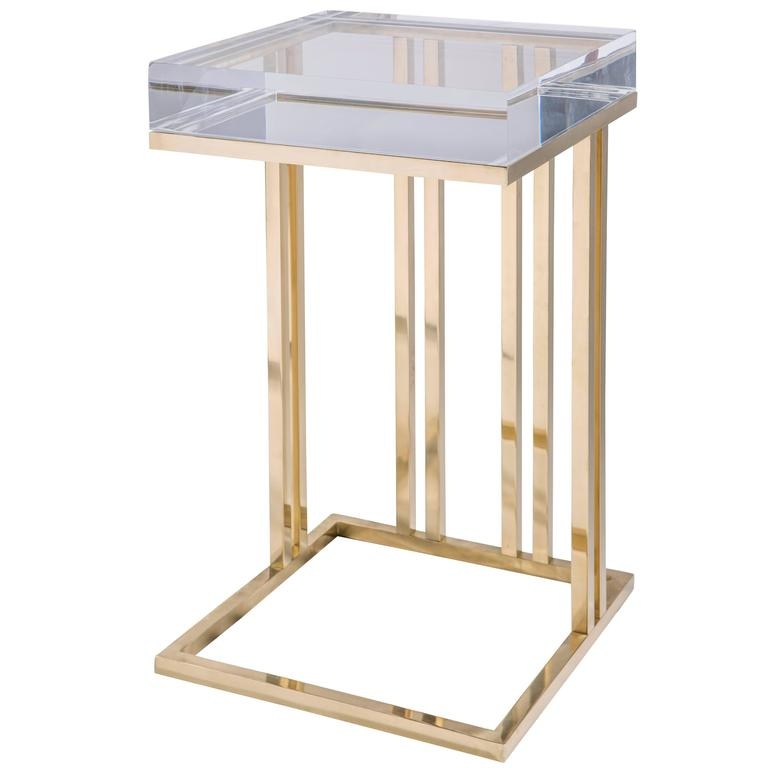 Mies Twin Side Table