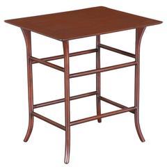 T.H. Robsjohn-Gibbings Saber-Leg End or Side Table for Widdicomb