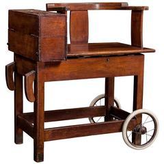 Jockey Weight Chair