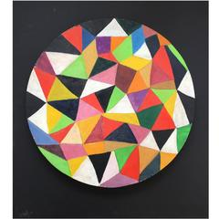Geometric Abstract, circa 1970