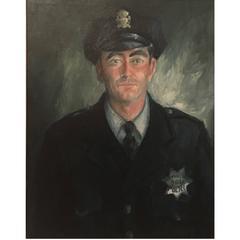 Portrait of a Cop