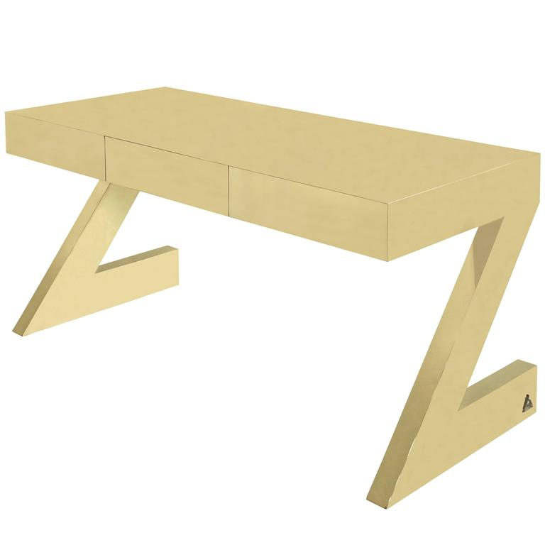 """Important """"Z Desk"""" by Gabriella Crespi at 1stdibs"""
