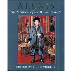 Alexis, The Memoirs of the Baron de Rede Book