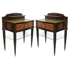 Pair of Italian Night Stands