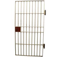 1920's-1930's American Jail Door