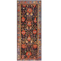 Colorful Antique Persian Bakhtiari Rug