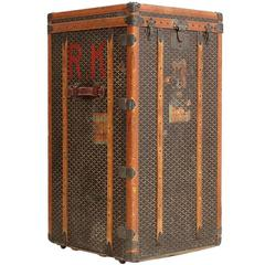 Rare Standing Chest Trunk by Goyard