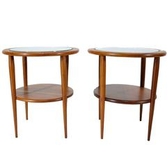 Pair of Mexican Side Tables