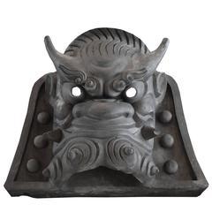 Japanese Temple Guardian