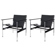 Charles Pollock 657 Chairs for Knoll, circa 1970