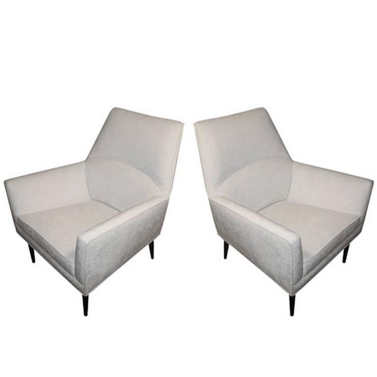Paul McCobb Original Squirm Chairs 1