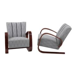 Pair of Armchairs by Miroslav Navrátil, Czech Republic, 1950s