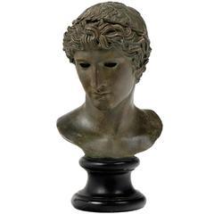Antique Bust of Hermes
