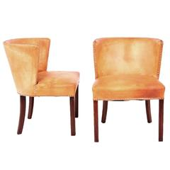 Frits Henningsen Easy Chairs